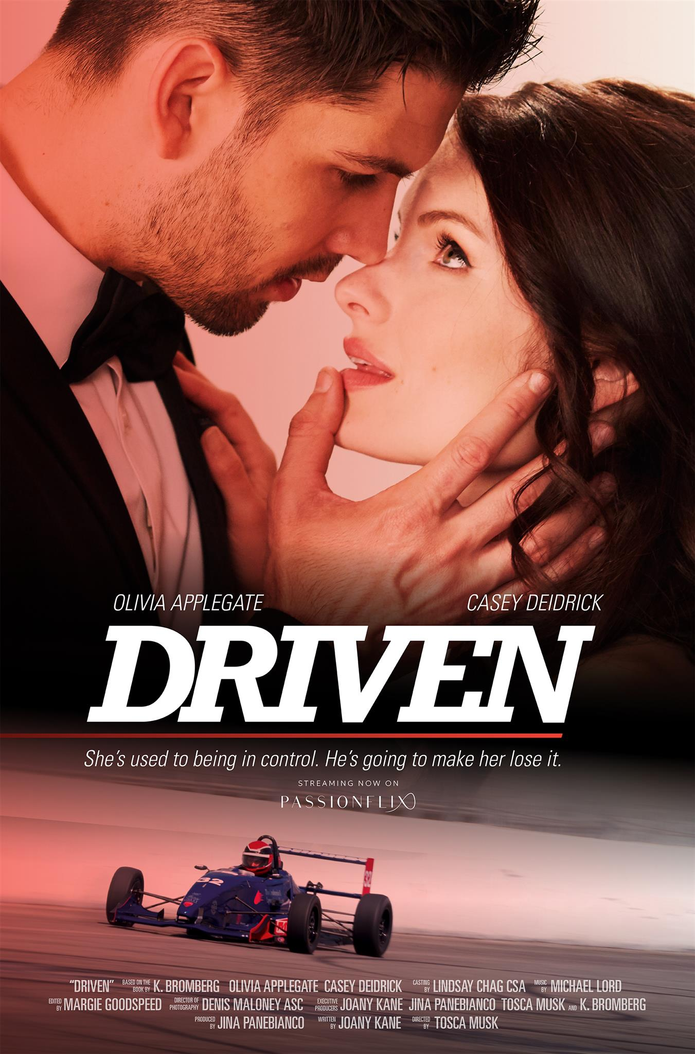 The Driven Trilogy (Driven, Fueled, Crashed)
