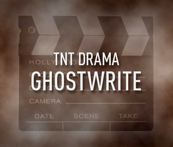 TNT Drama Ghostwrite